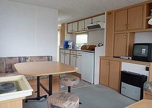 Wohnmobil-Interieur